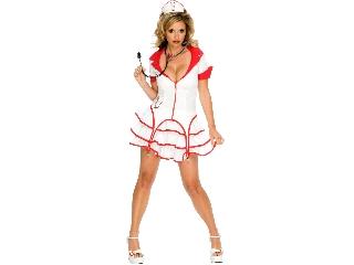Playboy ápolónő felnőtt jelmez