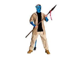 Avatar Jake Sully felnőttjelmez, egységes méret