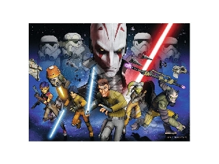 Star Wars puzzle 300 db-os
