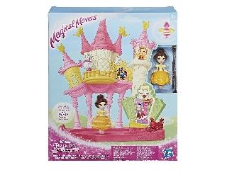 Disney hercegnők - Pörgő-táncoló báli Belle játékkészlet