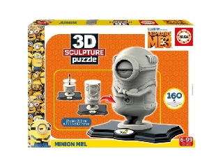 Educa - Minion 160 db-os 3D puzzle