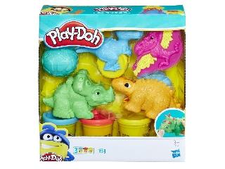 Play-Doh - Dínó eszközök szett