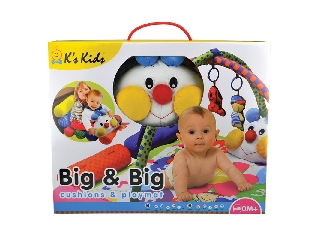 K s Kids Óriás Kukackás játszószőnyeg