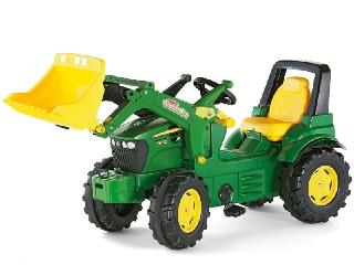 John Deere 7930 pedálos markolós traktor