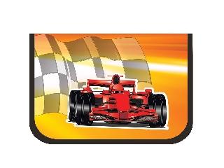 Kihajtható tolltartó - Sport Car Racing - autós