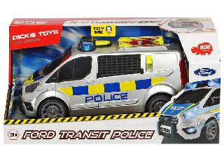 International Ford Transit rendőrautó