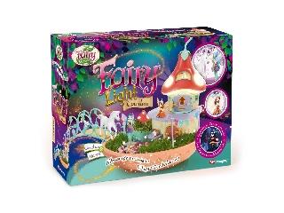 Fairy light garden világítós tündérház
