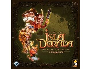 Isla Dorada társasjáték - magyar kiadás
