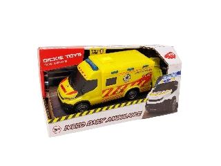 Iveco Daily Ambulance mentőautó