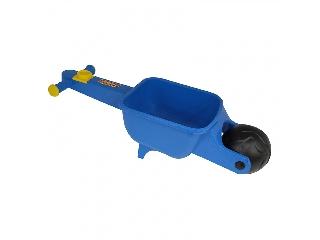 Játék talicska kék 64cm