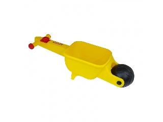 Játék talicska sárga 64cm