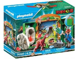Játékbox - Dínókutató