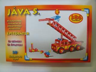 Java 5. építőjáték