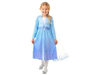 Jégvarázs 2 Elsa utazó ruha L-es méret 128-as