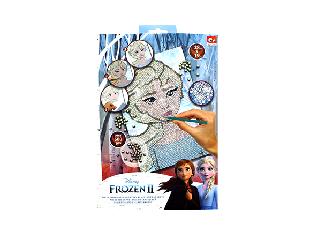 Jégvarázs 2 - Nagy flitter mozaik