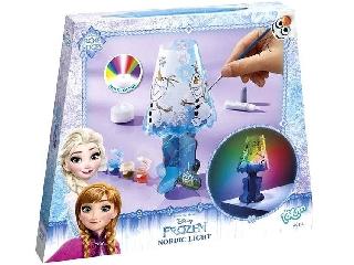 Jégvarázs északi fény kreatív készlet