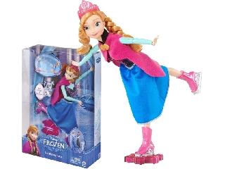 Jégvarázs korcsolyázó hercegnő - Anna