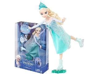 Jégvarázs korcsolyázó hercegnő - Elsa