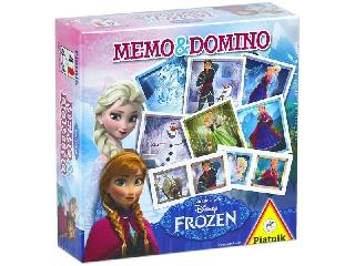 Jégvarázs Memo Domino