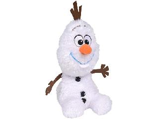 Jégvarázs Olaf plüssfigura 25 cm