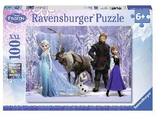 Jégvarázs puzzle 100 db-os