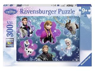 Jégvarázs puzzle - 300 db-os (XXL)