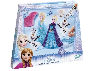Jégvarázs vasalható gyöngy Elsa és Olaf 1500 db-os