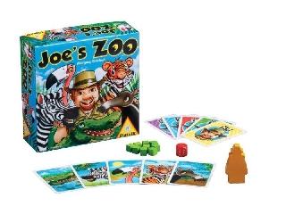 Joe állatkertje társasjáték