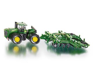 John Deere 9630 traktor