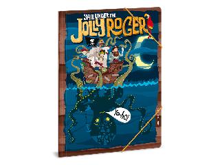 Jolly Roger gumis dosszié A/4