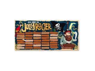 Jolly Roger órarend kétoldalas