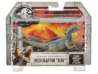 Jurassic World alap dínó - Blue Velociraptor