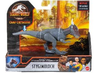 Jurassic World:Stygimoloch támadó dínók