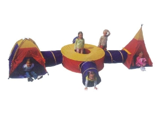 Kalandpark sátorszett gyerekeknek