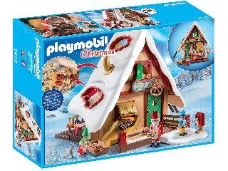 Karácsonyi pékség