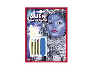 Karakter sminkszett - Alien