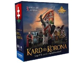 Kard és Korona 3. exkluzív kiadás