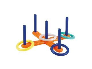 Karika dobáló játék