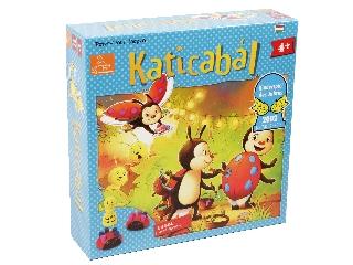 Katicabál - kooperatív társasjáték