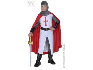 Keresztes lovag jelmez 128-as méret