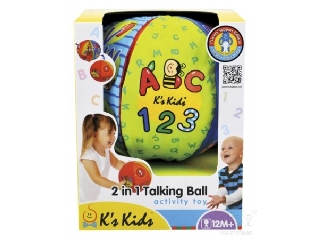 Kifordítható oktató labda