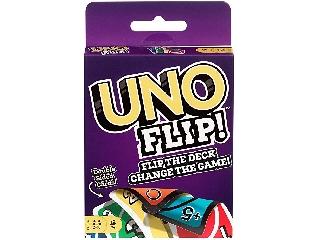 Kifordított Uno kártya