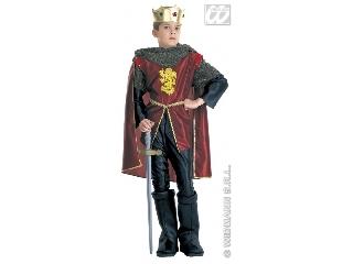 Királyi lovag jelmez 128-as méret