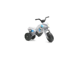 Kis enduro motor szürke