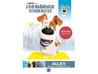 Kis kedvencek titkos élete 2. - Állati foglalkoztatókönyv - Mókás álarccal