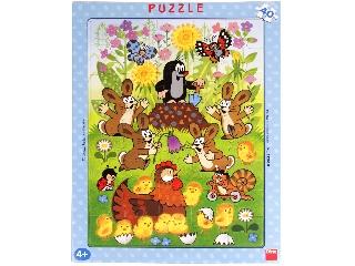 Kisvakond húsvétja 40 darabos puzzle