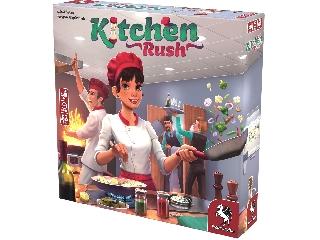 Kitchen Rush - Legyél sztárséf
