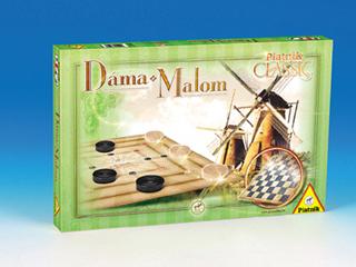 Piatnik Classic - Dáma / Malom