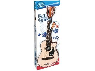 Klasszikus gitár fém húrokkal - 70 cm