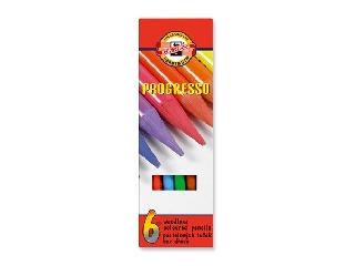 Koh-i-noor - Henger alakú, famentes színes ceruza készlet